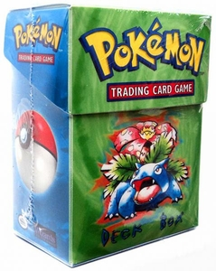 Pokemon Card Supplies Deck Box with Sleeves Venosaur [Green]