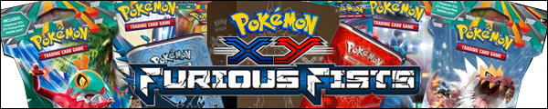 Pokemon X & Y Furious Fists Pre-Orders