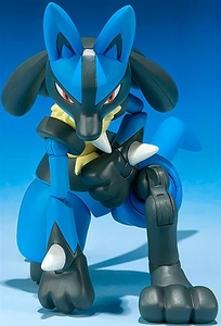 Pokemon D-Arts 6 Inch Action Figure Lucario Pre-Order ships November