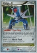 Pokemon Diamond & Pearl Promo Single Card #DP37 Dialga LV.X
