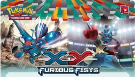 Pokemon Furious Fists (XY3) Booster BOX [36 Packs] Pre-Order ships Aug 13th, 2014