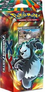 Pokemon Furious Fists (XY3) Theme Deck Dark Hammer [Pangoro]