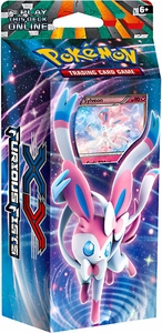 Pokemon Furious Fists (XY3) Theme Deck Enchanted Echo [Sylveon] New!