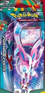 Pokemon Furious Fists (XY3) Theme Deck Sylveon Pre-Order ships Aug 13, 2014
