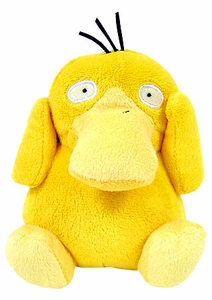 Pokemon Jakks Pacific Series 5 Mini Plush Psyduck
