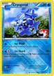 Pokemon League Promo Single Card #32 Cryogonal