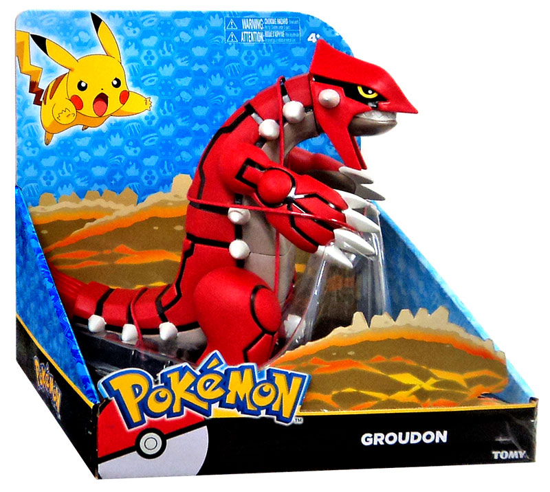 legendary pokemon groudon - photo #36