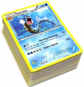 Pokemon Legendary Treasures Lot of 100 RANDOM Cards [10 Rares, 30 Uncommons and 60 Commons] Hot!