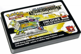 Pokemon Legendary Treasures Promo Lot of 36 Code Cards BLOWOUT SALE!