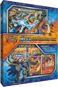 Pokemon MEGA Charizard-EX Box Hot! Pre-Order ships August
