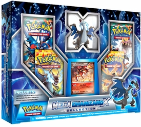 Pokemon Mega Charizard X Collection