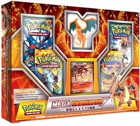 Pokemon Mega Charizard Y Collection New!