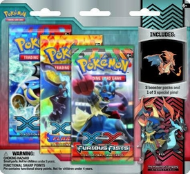 Pokemon Mega Evolution Collector Pin Pack [Mega Fire Type Charizard Pin] New!