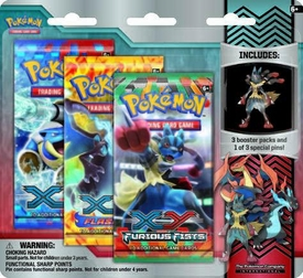 Pokemon Mega Evolution Collector Pin Pack [Mega Lucario Pin]