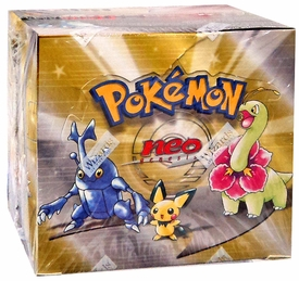 Pokemon Neo 1 Genesis Booster BOX [36 Packs]