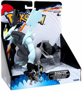 Pokemon TOMY 7 Inch Articulated Vinyl Figure Black Kyurem