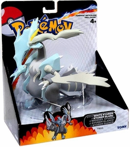 Pokemon TOMY 7 Inch Articulated Vinyl Figure White Kyurem