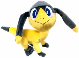 Pokemon X & Y TOMY 8 Inch Basic Plush Helioptile New!