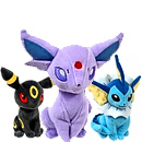 New TOMY Pokemon Evolutions Plush Are In!