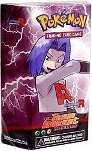 Pokemon EX Return of Team Rocket Theme Deck James