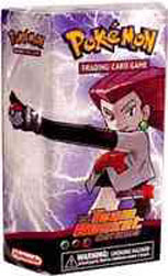 Pokemon EX Team Rocket Returns Theme Deck Jessie