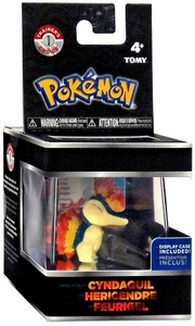 Pokemon Trainer's Choice Mini Figure Cyndaquil
