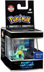 Pokemon Trainer's Choice Mini Figure Squirtle