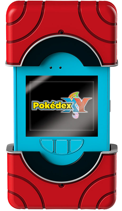 Pokemon XY Interactive Pokedex Electronic Toy on sale at ...