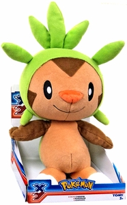 Pokemon X & Y TOMY 18 Inch Plush Chespin