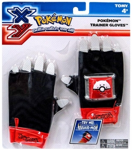 Pokemon XY TOMY Trainer Gloves with Sound