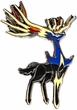 Pokemon XY Pin Xerneas