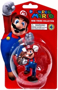 Popco Super Mario Brothers Series 4 Vinyl Mini Figure Mario