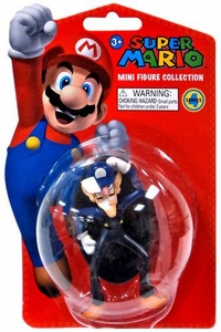 Popco Super Mario Brothers Series 4 Vinyl Mini Figure Waluigi