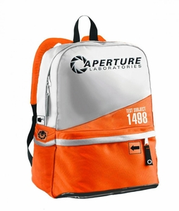 Portal 2 Backpack Chell Pre-Order ships October