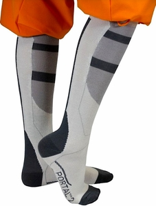 Portal 2 NECA 2012 SDCC San Diego Comic Con Exclusive Long Fall Socks