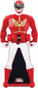 Power Rangers LOOSE Red Megaforce Ranger Key