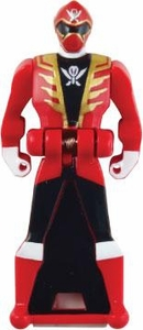 Power Rangers LOOSE Red Super Megaforce Ranger Key