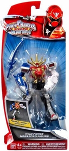 Power Rangers Super Megaforce 6 Inch Action Figure Wild Force Megazord