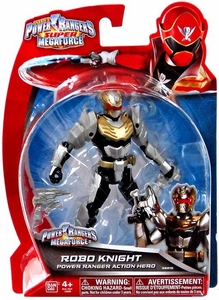 Power Rangers Super Megaforce Basic Action Figure Megaforce Robo Knight