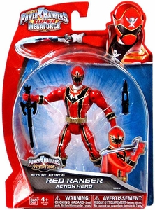 Power Rangers Super Megaforce Basic Action Figure Mystic Force Ranger