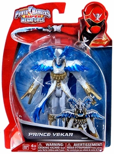 Power Rangers Super Megaforce Basic Action Figure Prince Vekar New!