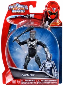 Power Rangers Super Megaforce Basic Action Figure XBorg New!