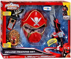 Power Rangers SUPER Megaforce Exclusive Deluxe Training Set