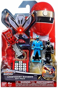 Power Rangers SUPER Megaforce Ranger Key Pack Alien Rangers New!