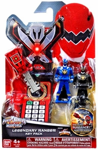 Power Rangers SUPER Megaforce Key Pack Dino Thunder