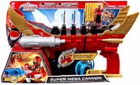 Power Rangers SUPER Megaforce Role Play Toy Super Mega Cannon New!