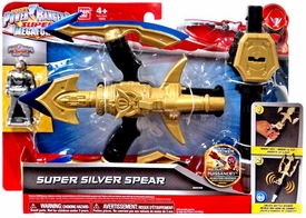 Power Rangers SUPER Megaforce Role Play Toy Super Silver Spear