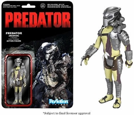 Predator Funko 3.75 Inch ReAction Figure Predator [Masked] Pre-Order ships September