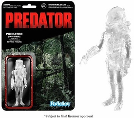 Predator Funko 3.75 Inch ReAction Figure Predator [Stealth] Pre-Order ships October
