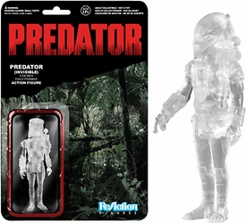 Predator Funko 3.75 Inch ReAction Figure Predator [Stealth] New!
